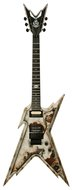 Dean USA Custom Dimebag Razorback Tribute Razorback Rust