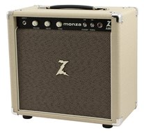 "Dr. Z Amplification Monza Combo 1x10"" Cream"