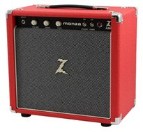 "Dr. Z Amplification Monza 1x10"" Combo Red"