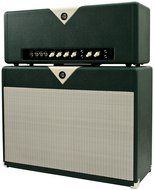 Divided By 13 FTR37 Head/Cabinet Green/Eggshell