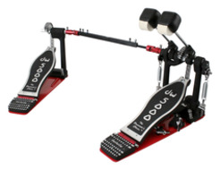 DW 5000 Series (AD4) Double Bass Drum Pedal With Bag