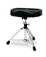 DW Heavy Duty Throne with Motorcycle Seat Top