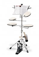 DW Go Anywhere Add On Pack with Stick Holder/ Music Stand for Practice Pad Kit