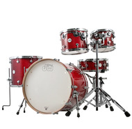 DW Design Series 5pc In Cherry Stain