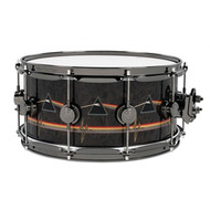 DW Snare Icon Nick Mason / Pink Floyd / Dark Side Inlay / Icons