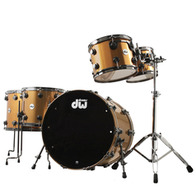Pre-Owned DW Collectors Series Liquid Copper Lacquer Specialty