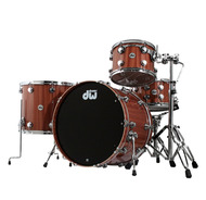 DW Collectors Series 4pc Maple Mahogany Shell Pack