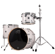 DW Performance Series White Marine 3pc Shell Pack