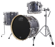 DW Performance Series 3pc Shell Pack Sapphire Granite Night Sky