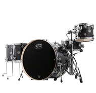 DW Performance Series 5pc Shell Pack In Ebony Stain