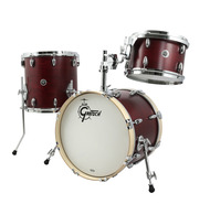 Gretsch Brooklyn 3pc Shell Pack in Cherry Satin Oil