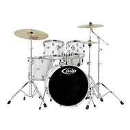 Pacific Main Stage Complete 5pc Kit In White