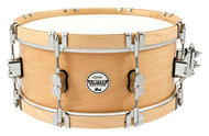 Pacific Ltd Classic Wood Hoop Snare With Claw Hooks 6x14
