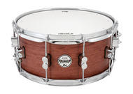 Pacific LTD Bubinga Maple Bubinga 6.5x14 Matte Finish