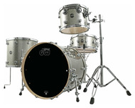 DW Performance Series 4pc Shell Pack in Titanium Sparkle