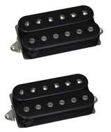 DiMarzio Steve Lukather Transition Pickup Set Black