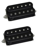 DiMarzio Steve Lukather Transition Pickup Set Black F Spaced