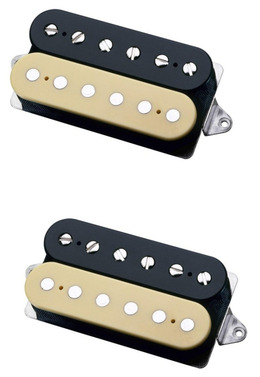 DiMarzio Steve Lukather Transition Pickup Set Zebra