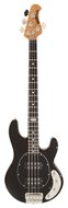 Music Man Stingray 4 HH<BR>Sugar Roasted Maple Black