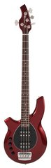 Music Man Bongo 4 HH Lefty Candy Red