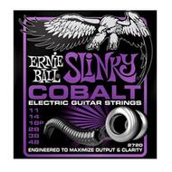 Ernie Ball Cobalt Power Slinky Electric Guitar Strings .011-.048