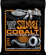 Ernie Ball Cobalt Hybrid Slink Bass Guitar Strings .045-.105</P>