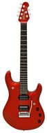 Music Man John Peterucci Model<BR>w/Piezo Radiance Red