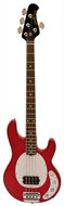 Music Man Limited Edition<BR>StingRay Bass Candy Red