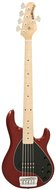 Music Man StingRay 5 Bass Candy Red