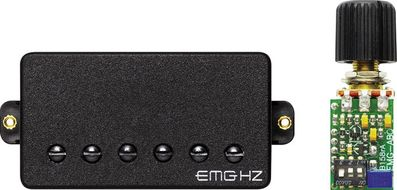 EMG Alexi Laiho Pickup Set with Gain Boost & EQ