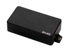 EMG 85 Humbucker Pickup<BR>Black with 18 Foot Mogami Gold Instrument Cable