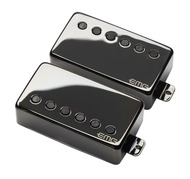 EMG James Hetfield Humbucking Pickup Set  With Mogami 18 Foot Gold Instrument Cable