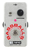 Pre-Owned Electro Harmonix Bass Balls Twin Dynamic Filters Pedal