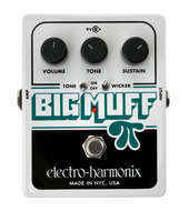 Pre-Owned Electro Harmonix Big Muff PI with Tone Wicker