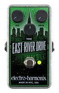 Electro Harmonix East River Drive Classic Overdrive Pedal