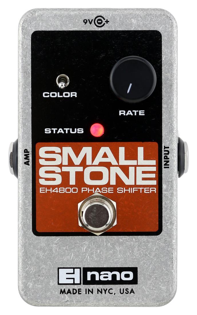 pre owned electro harmonix nano small stone pedal rainbow guitars. Black Bedroom Furniture Sets. Home Design Ideas