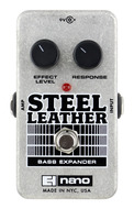 Pre-Owned Electro Harmonix Nano Steel Leather Bass Pedal