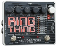 Electro Harmonix Ring Thing Single Sideband Modulator Pedal