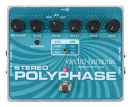 Electro Harmonix Stereo Polyphase Pedal