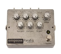 Empress Effects Para EQ Gray Box Pedal