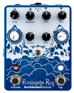 Earthquaker Devices Avalanche Run Delay Reverb Pedal