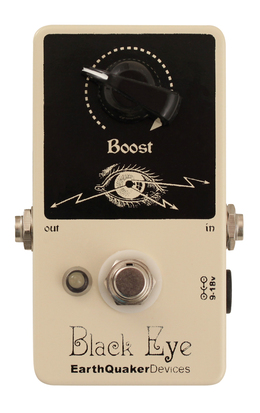 Earthquaker Devices Black Eye Boost Pedal