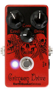 Earthquaker Devices Crimson Drive Germanium Overdrive