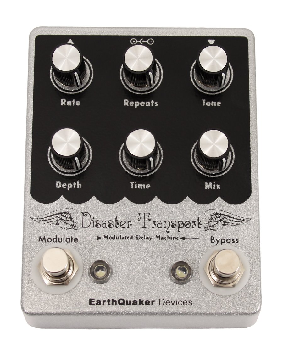 Disaster Transport Pedal : earthquaker devices disaster transport delay guitar pedal rainbow guitars ~ Russianpoet.info Haus und Dekorationen