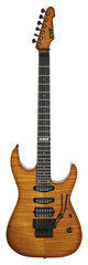 ESP USA M-III Tea Sunburst Duncan