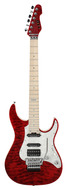 ESP LTD Elite ST-1 See-Thru Black Cherry
