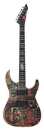 ESP LTD Slayer Seasons in the Abyss 2013