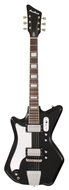 Eastwood Airline 2P Deluxe Black Lefty