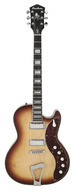 Airline Jupiter Pro Dallas Green Signature Honeyburst