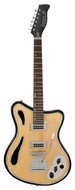 Eastwood Saturn 63 Guitar Natural
